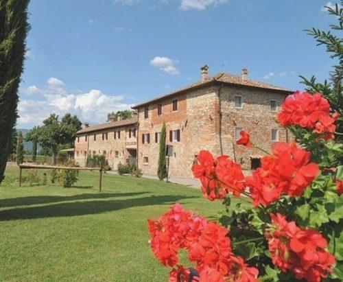 The property - Apartment – for 4/6 guests - in 13th century villa - Sansepolcro - rentals