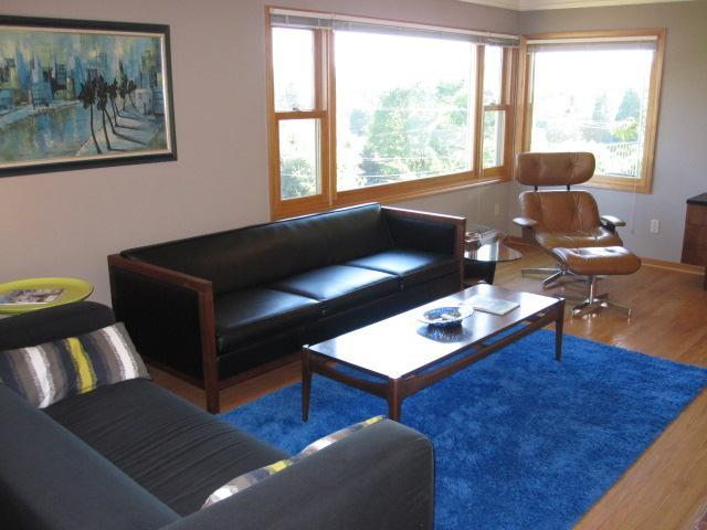 Mid-Century Mod Penthouse with a View - Image 1 - Portland - rentals