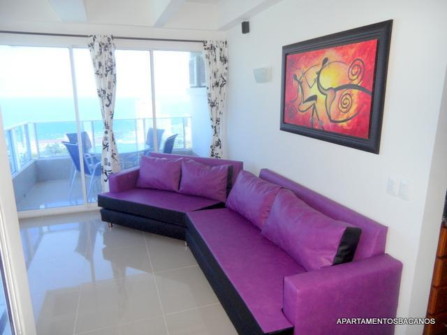 Elegant Apartment In Laguito For Days And Weeks - Image 1 - Cartagena - rentals