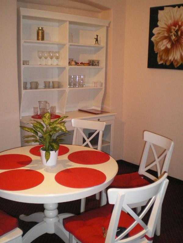 Dining room - Apartment WISLNA 21 - Krakow - rentals
