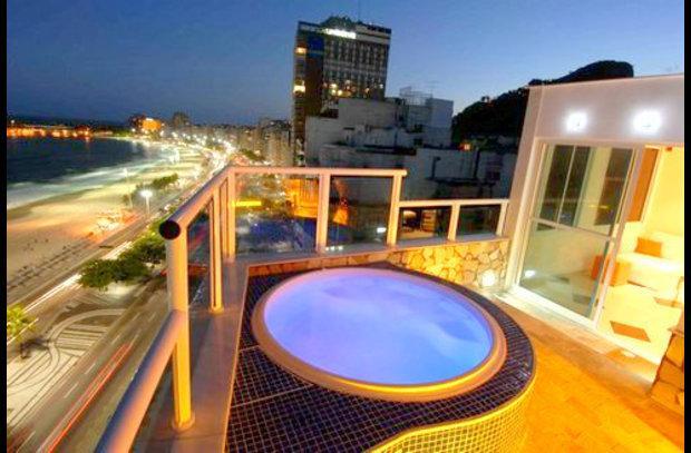RioBeachRentals - Atlantica 5 Star - #301 - Image 1 - Copacabana - rentals
