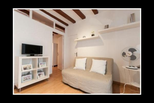 CR181Barcelona - Rambla apartment - Image 1 - Barcelona - rentals