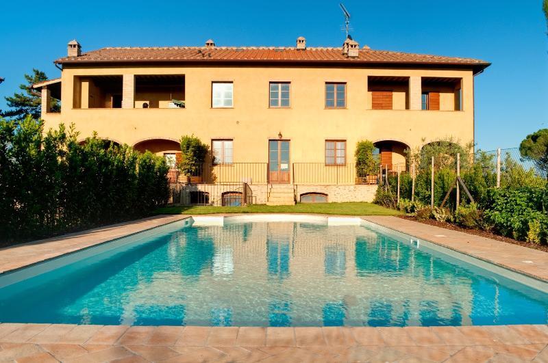 La Terrazza sul Chianti - Image 1 - Poggibonsi - rentals