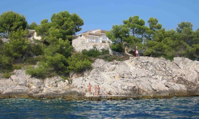 Sea View of property - Sesula Bay Resort -Unit 1 - Maslinica - rentals