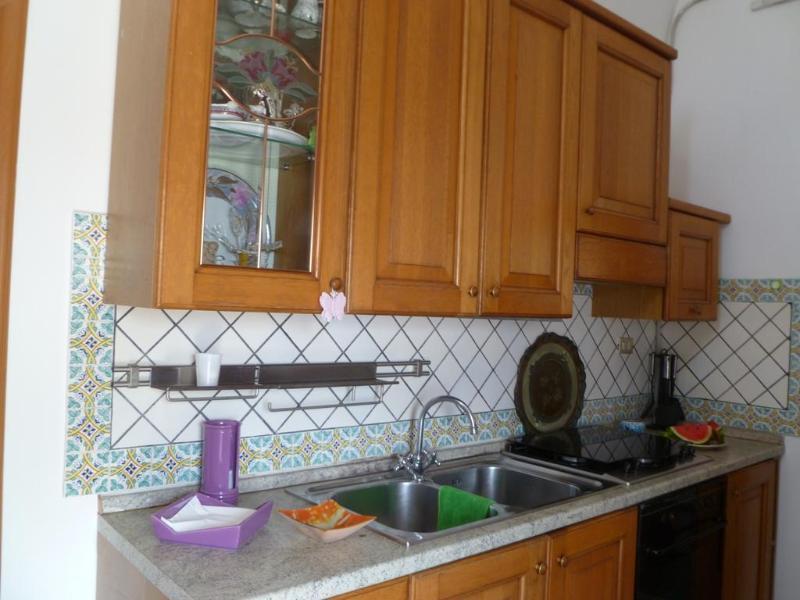 Angolo cottura - Casa San Michele - Minori - rentals