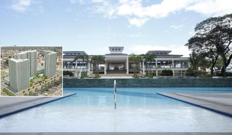 Cheap 1BR Fully Furnished Condo in Grass Residences Quezon City - Image 1 - Quezon City - rentals