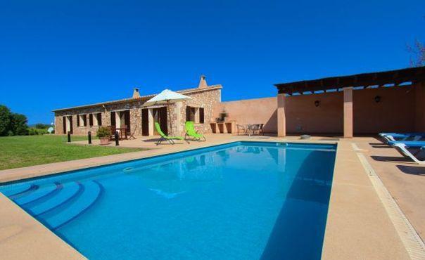 Holiday villa Mallorca for 8 people  with pool in a quiet location - ES-1078467-Felanitx - Image 1 - Felanitx - rentals