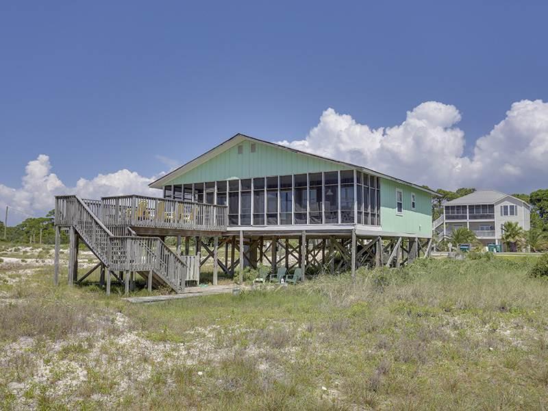 Coastal Cottage - Image 1 - Saint George Island - rentals