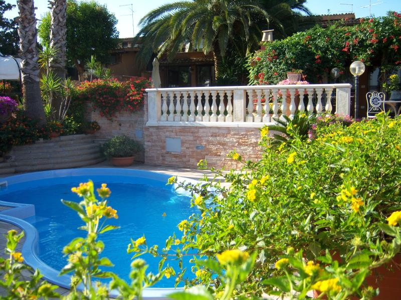 swimming pool - apartment for 4/5 persons in Residence - Rome - rentals