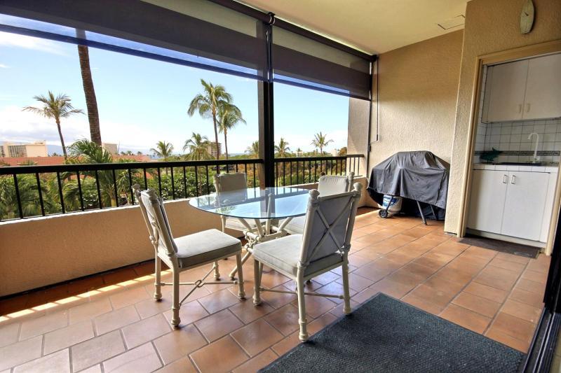 View from the lanai - Kaanapali Royal #KRO-H301 Kaanapali, Maui, Hawaii - Ka'anapali - rentals