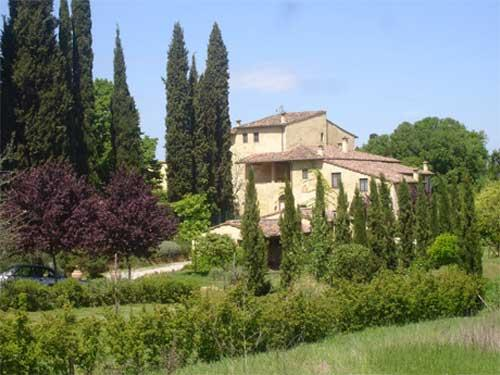 the residence - Vacation Rental in the Heart of Tuscany - Colle di Val d'Elsa - rentals