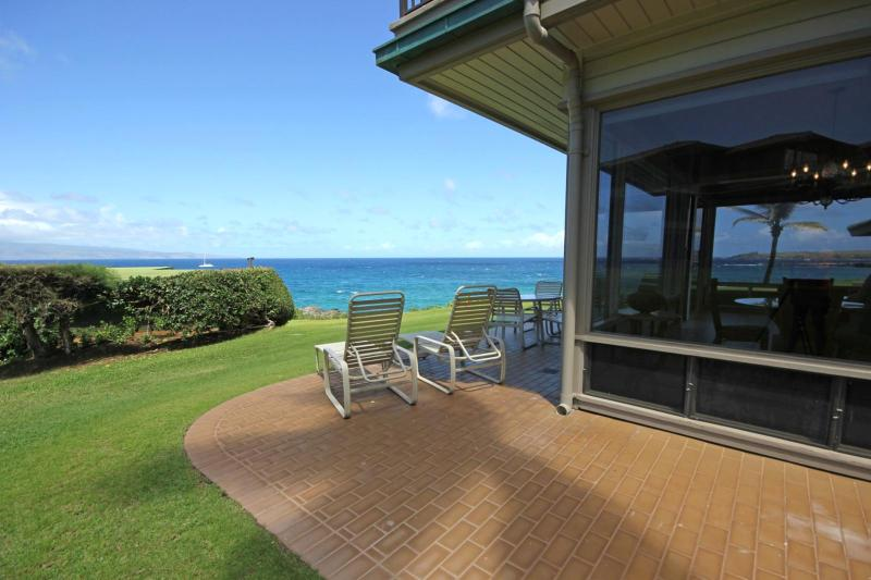 There are endless Pacific Ocean Views from this Kapalua Bay Villa - Kapalua Bay Villas #KBV-27G2 Kapalua, Maui, Hawaii - Kapalua - rentals