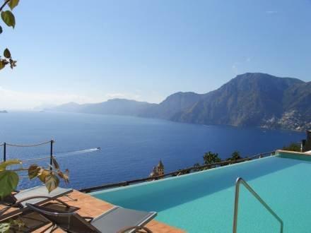 Amalfi Coast- Villa Praiano ~ RA35911 - Image 1 - Praiano - rentals