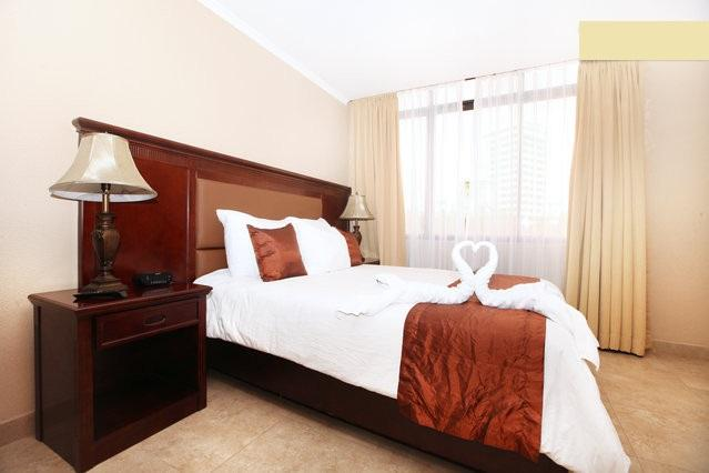 Entering the Bedroom - Panama Studio Apartment - Panama - rentals