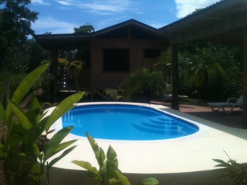 Ocean Melody:Private, Pool, Rancho! - Ocean Melody: walking distance from beaches, pool! - Uvita - rentals