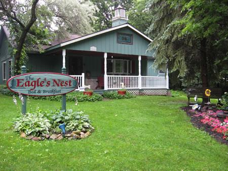 Eagle's Nest  an island inn - Eagle's Nest  an island inn - Kelleys Island - rentals