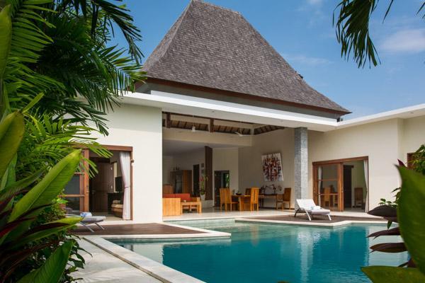 Villa Suliac - Open plan design - GREAT LOCATION, SUPERB 2 BEDROOM LEGIAN VILLA - Legian - rentals