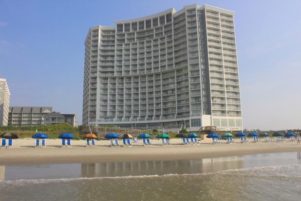 The Sea Watch North Tower, one of Myrtle Beach's most popular vacation resorts! - Sea Watch 1BR OF condo, pools/lazy river/WiFi/more - Myrtle Beach - rentals