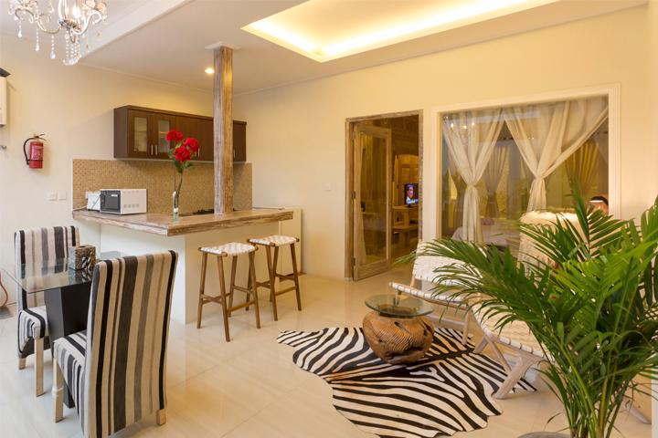 Villa Parker , Luxury 1 Bed Villa, Oberio Seminyak - Image 1 - Seminyak - rentals