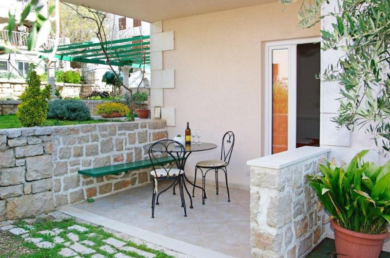 Terrace - AdriaBol Villa Valeria 3 - Bol - rentals
