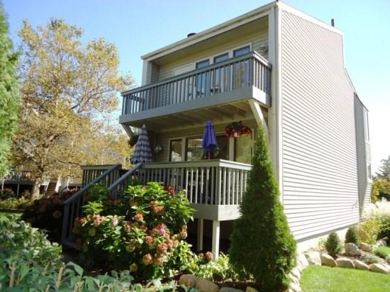 Front of Condo - Harbours 27 - South Haven - rentals