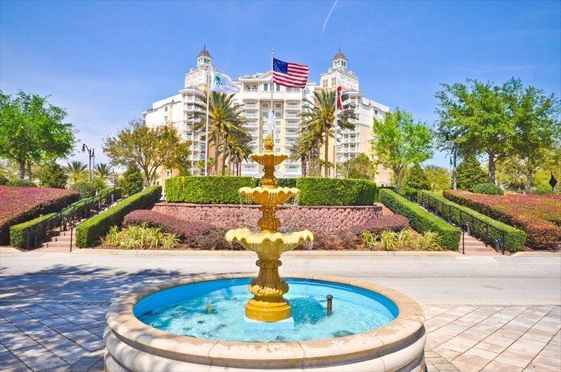 Grande Retreat - 5 STAR - 2 Bedroom Condo, Sleeps 6 in Magnificent Reunion Grande Hotel!! - Image 1 - Reunion - rentals
