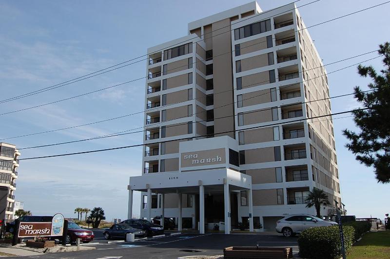 Sea Marsh Ocean Front 3 Bedroom Condo - Image 1 - North Myrtle Beach - rentals
