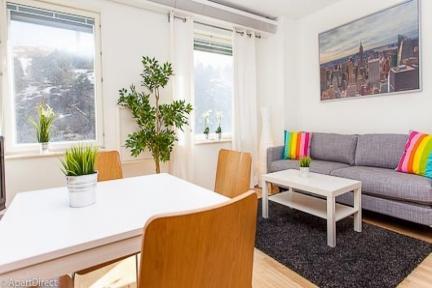 Beautiful Studio Apartment in Hammarby Sjöstad - 5271 - Image 1 - Stockholm - rentals