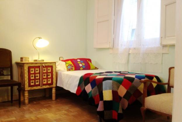 Superbly Located Madrid Apartment with Fantastic View - Image 1 - Madrid - rentals