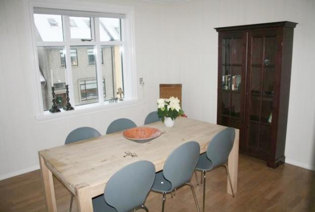Bright and Spacious Apartment in a Central Location - Image 1 - Reykjavik - rentals