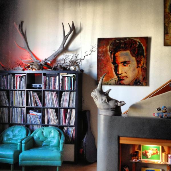 Modern Art Loft Near Bay Bridge - Image 1 - Oakland - rentals