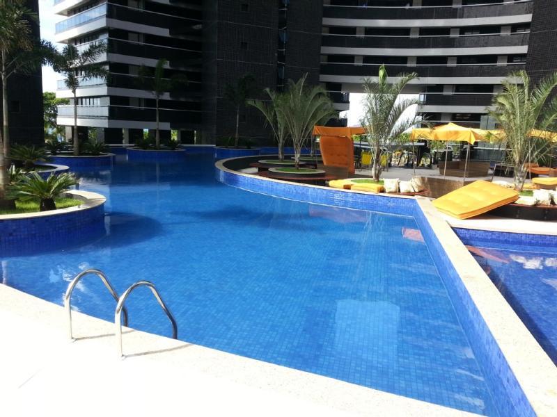 Condo on the beach! 1201 Landscape! - Image 1 - Fortaleza - rentals