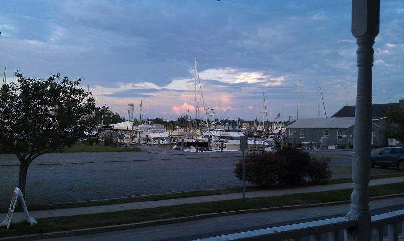 Mystic River at Sunset - Downtown Mystic with River Views - Mystic - rentals
