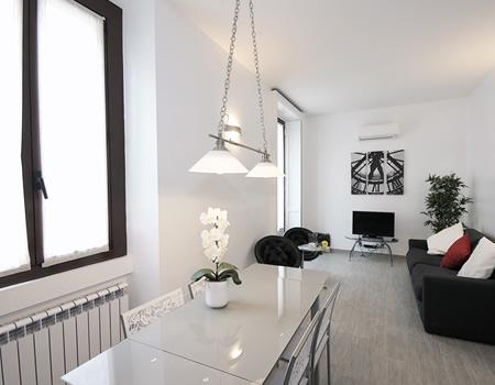 Kitchen - Luxury Corso 1 - Milan - rentals