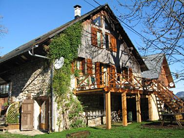 La Grange - Converted barn in the Chartreuse National Park, France - La Grange. Chartreuse Nature Park, France - Saint-Meme d'en Haut - rentals