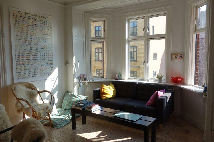 Forhaabningholms Allé Apartment - Cosy Copenhagen apartment well located at Frederiksberg - Copenhagen - rentals