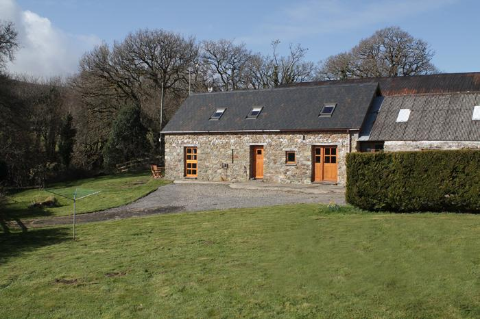 Pwll Farm Cottage - Image 1 - Nevern - rentals