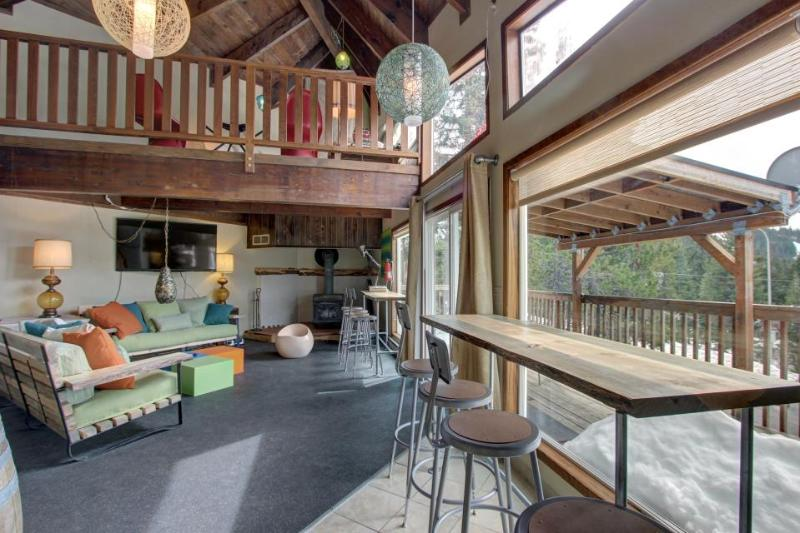 Flying Stag: Upper Chalet - Image 1 - Government Camp - rentals