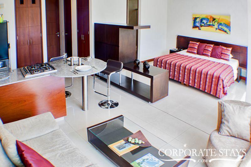Chambul | Long Term Rental Studio | Medellin - Image 1 - Medellin - rentals
