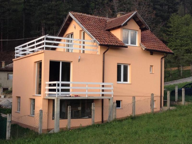 Amazing view from house in Sarajevo - Image 1 - Sarajevo - rentals