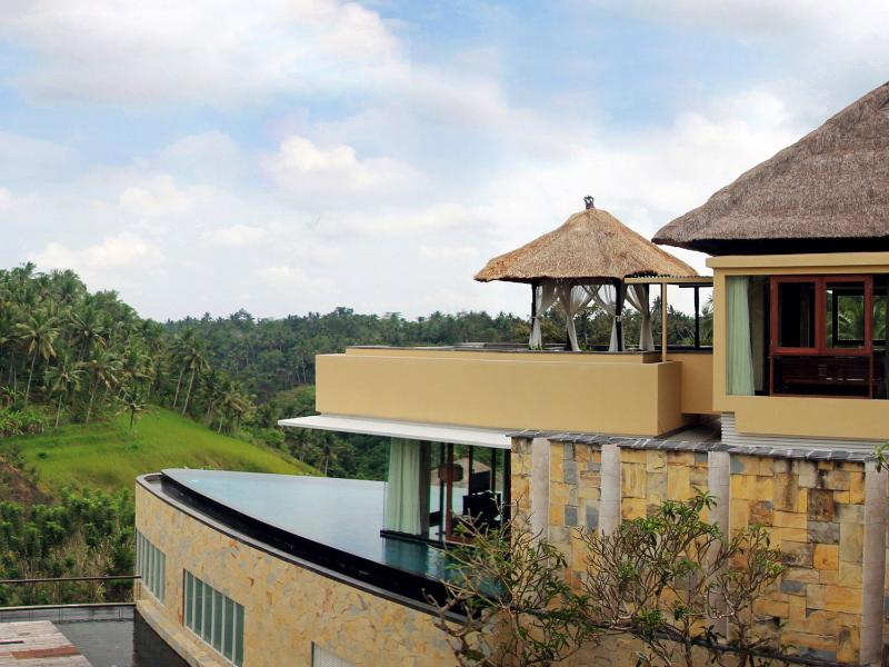 Direct to valley wiew - Luxury 3 Bedroom Pool Villa @ Ubud, Bali - Ubud - rentals