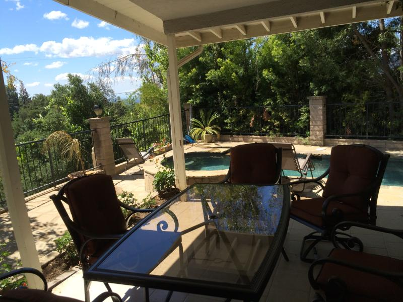 Awesome View Private Heated Swimming Pool With Spa - Image 1 - La Crescenta - rentals