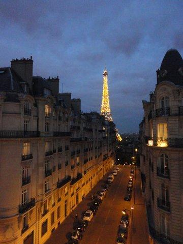 Eiffel tower view - Elegant appartment, Eiffel Tower view, Passy - Paris - rentals