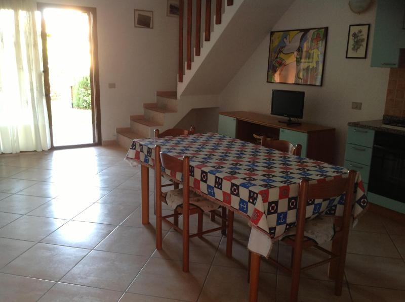 Salone con angolo cottura - San Teodoro Apartments Danimare - San Teodoro - rentals