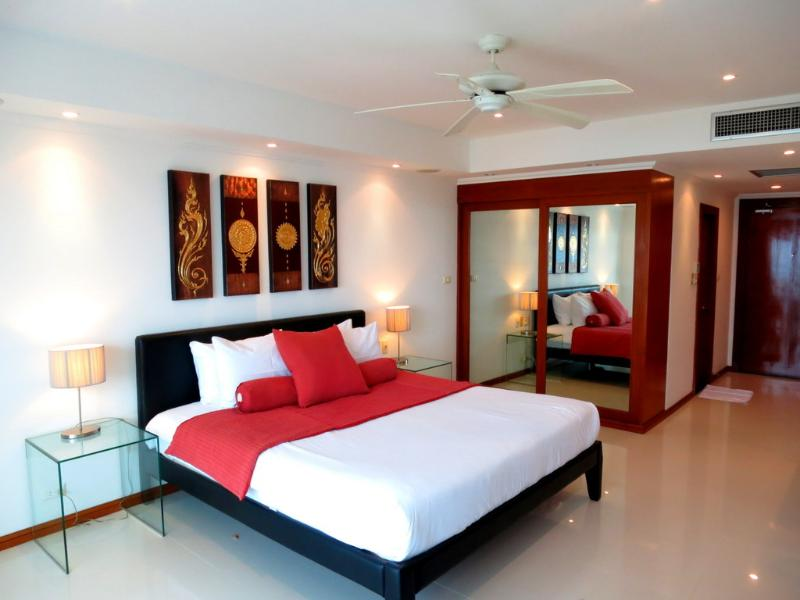 Amazing Sea View studio in Patong Phuket - Image 1 - Patong - rentals