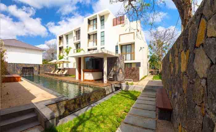 Belle Haven Residence - Villa Luxueuse proche de la plage - Mont Choisy - rentals