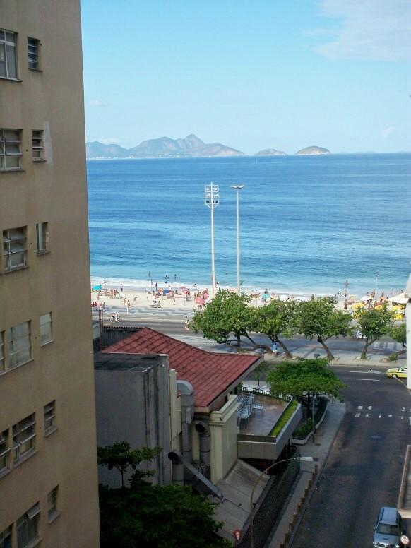 Nice 2 Bedroom Less than One Block to the Beach - Image 1 - Rio de Janeiro - rentals