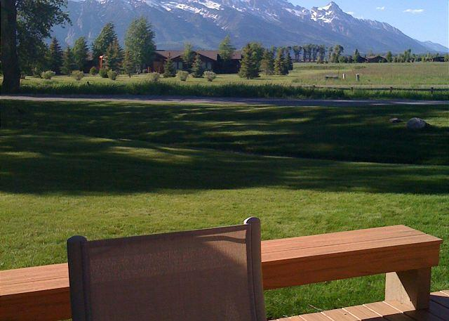 Golf Creek 35 - Enjoy Grand Teton Views at this Golf Creek Ranch condo! - Jackson - rentals