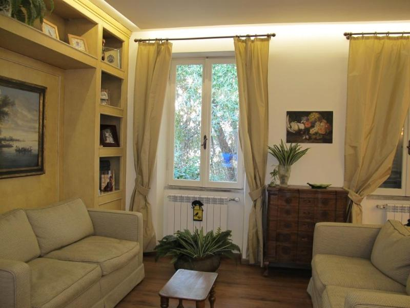 Living room - Scipione House - St. Peter - Vatican - Rome - Rome - rentals