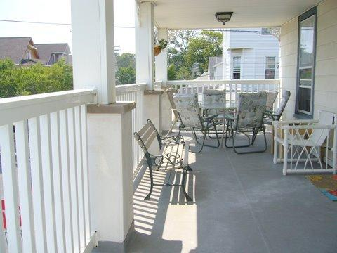 Large Private Deck with Ocean and Lake View - Apt. w/ Large Private Deck Sleeps 7. Ocean View! - Ocean Grove - rentals